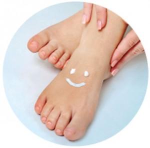 Mycosan blije voeten