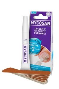 Mycosan – Preparat na grzybicę paznokci