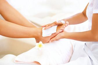 Mycosan pedicure behandeling